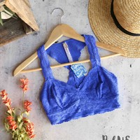 free people - intimately FP Galloon lace racerback bralette - more colors