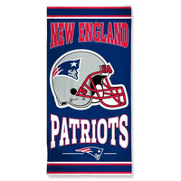 New England Patriots NFL Beach Towel (30x60)
