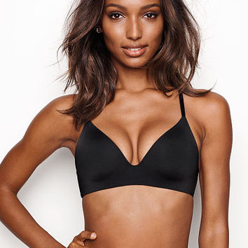 Lightly Lined Rainbow Striped Wireless Bra - The T-Shirt - Victoria's Secret