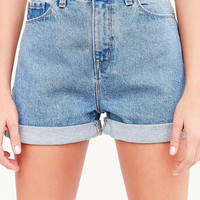 BDG Mom High-Rise Denim Short - Urban Outfitters