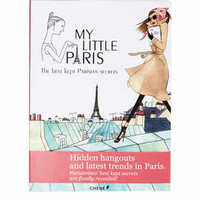 MY LITTLE PARIS BOOK