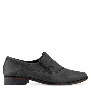 Free People Brady Slip-On Loafer Women's - Carbon Black
