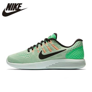 NIKE Original New Arrival LUNARGLIDE 8 Womens Running Shoes Breathable Outdoor Stabili