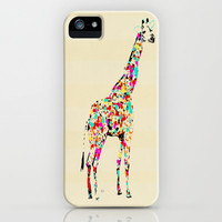 giraffe iPhone & iPod Case by Bri.buckley