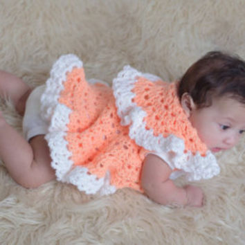 Baby Cardigan - Baby Sweater - Baby Girl Sweater - baby girl vest - baby shrug - Baby Bolero - sweater for baby girl - baby vest