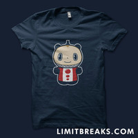 Hello Teddie Cotton T-shirt (Inspired by Persona 4)