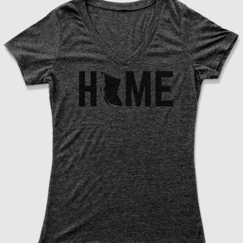British Columbia HOME Women's T-Shirt