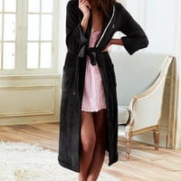 NEW! The Plush Long Robe