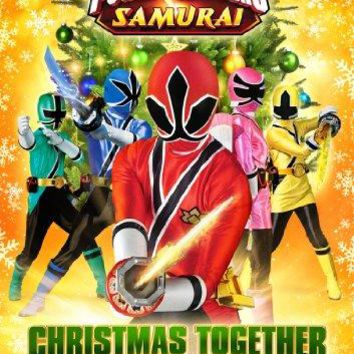 POWER RANGERS SAMURAI: CHRISTMAS