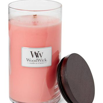 WOODWICK Island Escape Candle