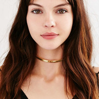 Slinky Wrap Choker Necklace - Urban Outfitters
