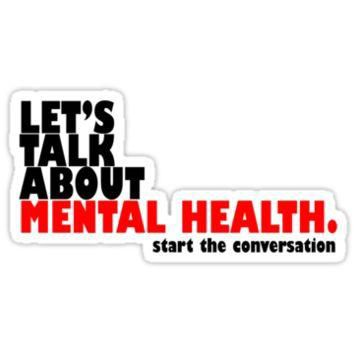 Start the Conversation - Mental Health by hamsters