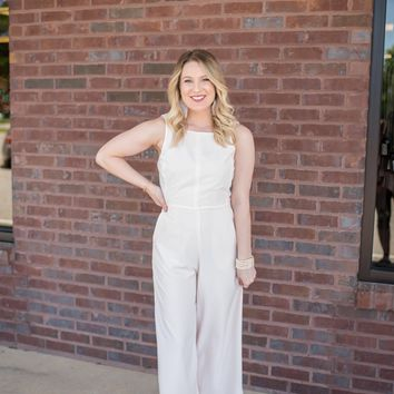Blushed Beauty Jumpsuit