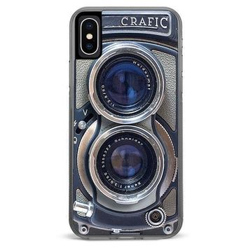 Retro Camera iPhone XR case