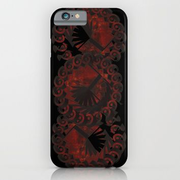 Design grunge iPhone & iPod Case by VanessaGF