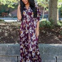Simply A Stunner Maxi Dress