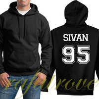 Troye Sivan Hoodie Sivan 95 Date of Birth Unisex Hoodies - RT130