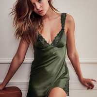 Satin & Lace Slip - Dream Angels - Victoria's Secret