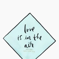 Kate Spade Love Is In The Air Silk Square