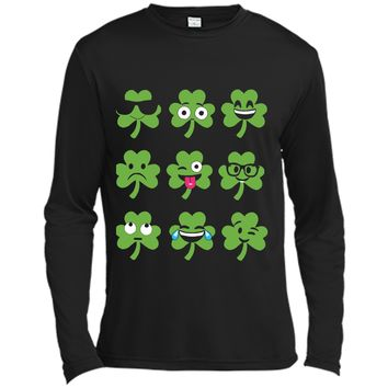 Emoji St. Patricks Day Shirt