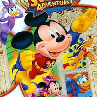 Mickey Mouse Clubhouse-Super Adventure (Dvd/Trading Cards)