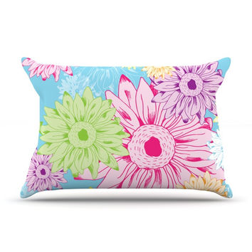 "Laura Escalante ""Summer Time"" Pillow Sham"