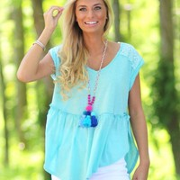 Go With The Flow Top | Monday Dress Boutique