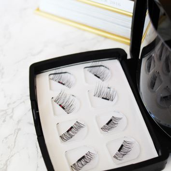 Exclusive Silk Magnetic Eyelashes