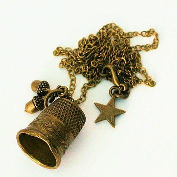Peter Pan Thimble Kiss and Acorn Kiss Peter Pan and Wendy Second Star to the Right