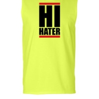 hi hater - Sleeveless T-shirt