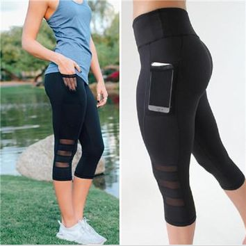 Yoga Leggings with pocket