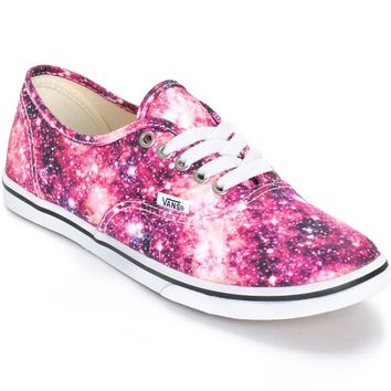 Vans Authentic Lo-Pro Cosmic Cloud Shoes