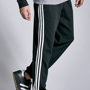 adidas BB Black and White Sweatpants at PacSun.com