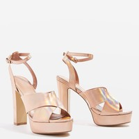 MADRID Cross-Strap Ballet Shoes | Topshop
