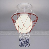 Basketball & Net Ceiling Light - Shades of Light