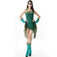 Cosplay Anime Cosplay Apparel Holloween Costume [9220661380]