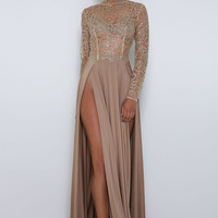 Amrezy Gold Dress