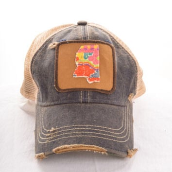 """""""Mississippi"""" Hat by Judith March"""