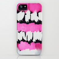 GLAMOUR SPILL iPhone & iPod Case by Rebecca Allen