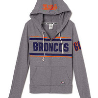 Denver Broncos Perfect Full-Zip - PINK - Victoria's Secret