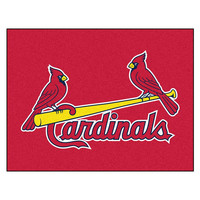 St. Louis Cardinals MLB All-Star Floor Mat (34x45)