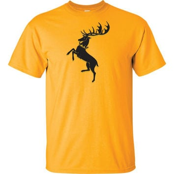 Game of Thrones Inspired Baratheon Stag T-Shirt