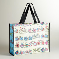 Bicycles Tote - World Market