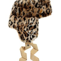 Luxe Faux Fur Trapper Hat