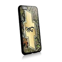 Camo Chevrolet Logo for Iphone and Samsung Galaxy Case (iphone 6 plus black)