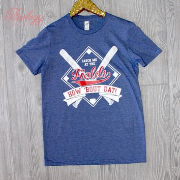Catch Me At The Fields T-Shirt