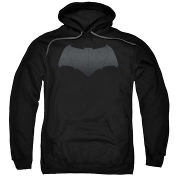 Batman V Superman Batman Logo Mens/Youth Black Hoodie