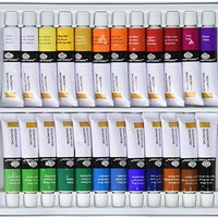 Royal & Langnickel 12ml Gouache Painting Colour (Pack of 24)