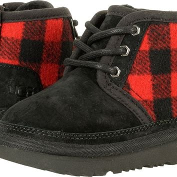 UGG Kids Neumel II Plaid Boot