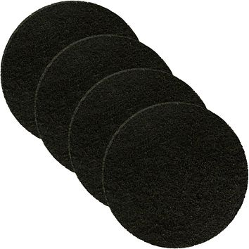 Cooler Kitchen Compost Bin Replacement Filters (Set Of 4)